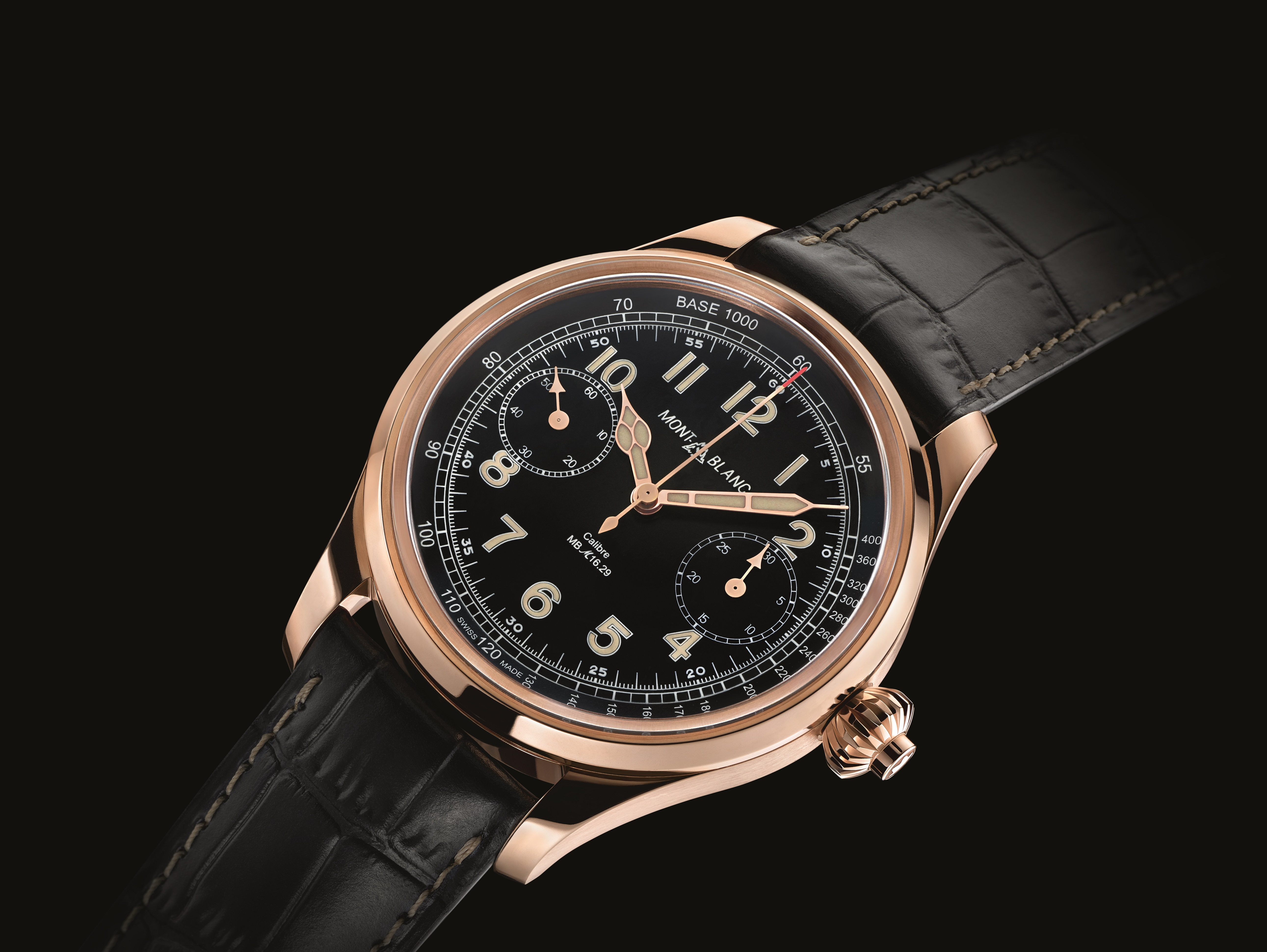 The New 1858 Collection Montblanc House Of Chronos