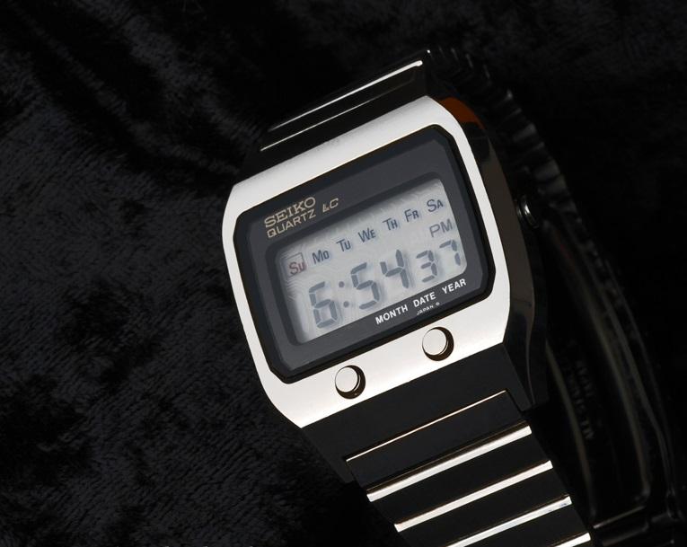 Seiko LCD ref. 0674.