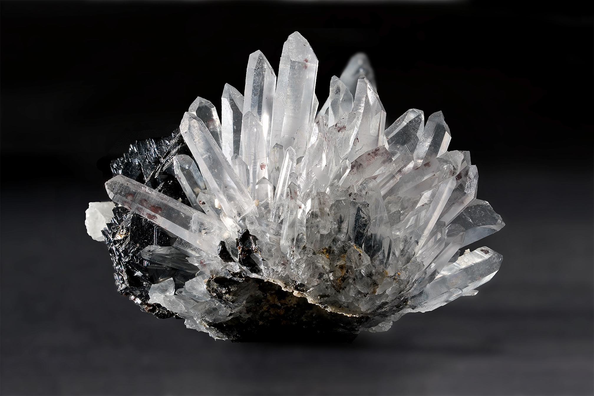 The allmighty quartz.