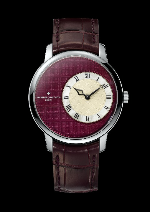 The Prince of Wales pattern. Vacheron Constantin©
